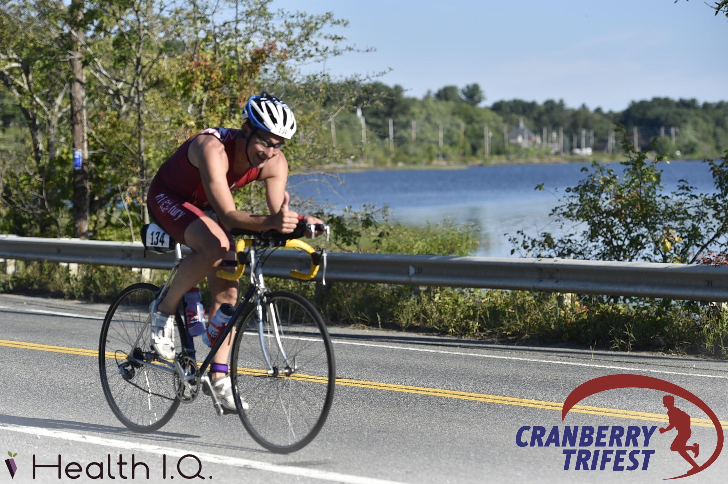 Cranberry Bike